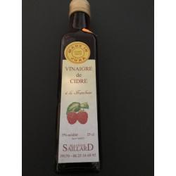 vinaigre de cidre jurassien a la framboise