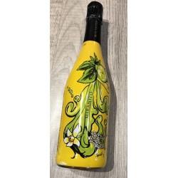 MIRANNITO (boisson alcoolisée gazeuseauxarômes mirabelle vanille citron menthe et verveine)